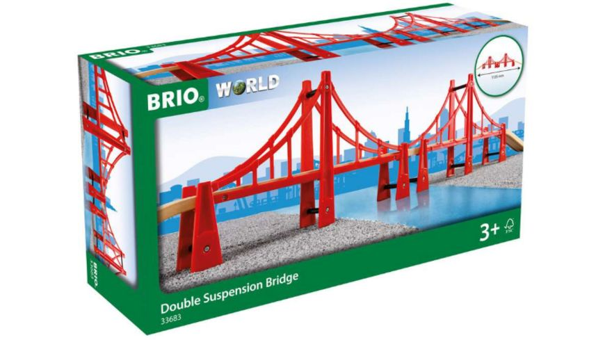 BRIO Bahn - Hängebrücke