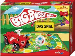 Noris Spiele BIG Bobby Car Das Spiel