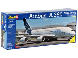 Revell Airbus A 380 Design First Flight