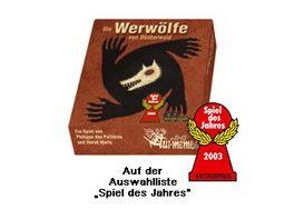 Asmodee Lui meme Werwoelfe von Duesterwald