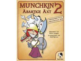 Pegasus Munchkin 2 Abartige Axt