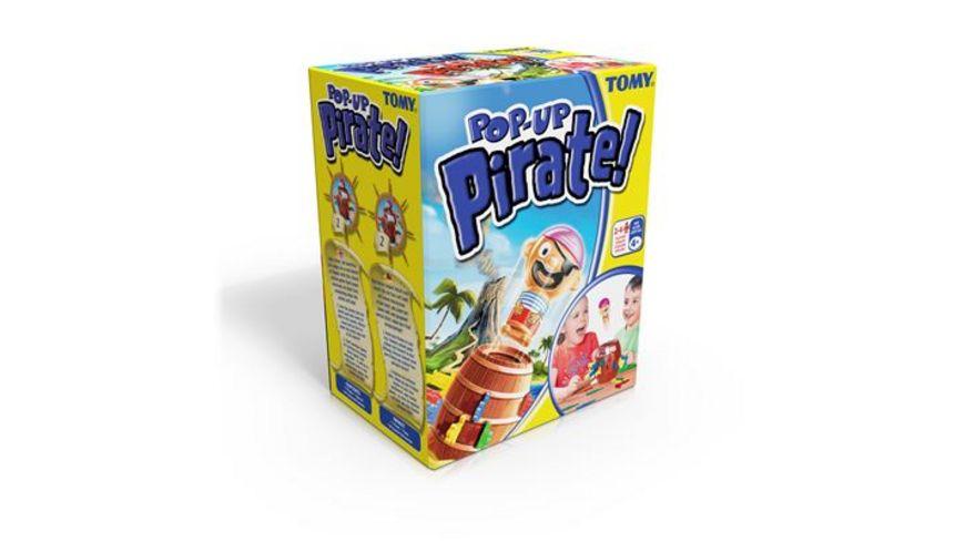 TOMY Spiele Pop up Pirate
