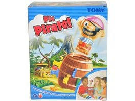 TOMY Spiele Pop up Pirate