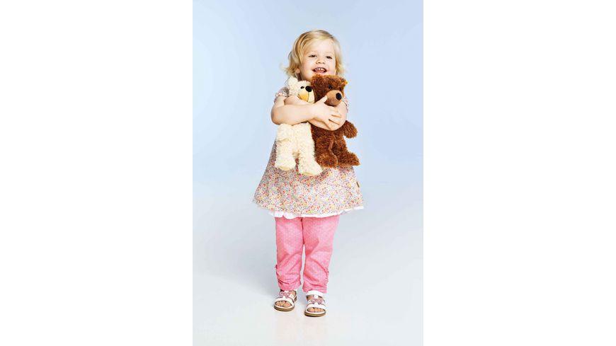 Steiff Teddybaeren Teddybaeren fuer Kinder Charly Schlenker Teddybaer beige 30cm