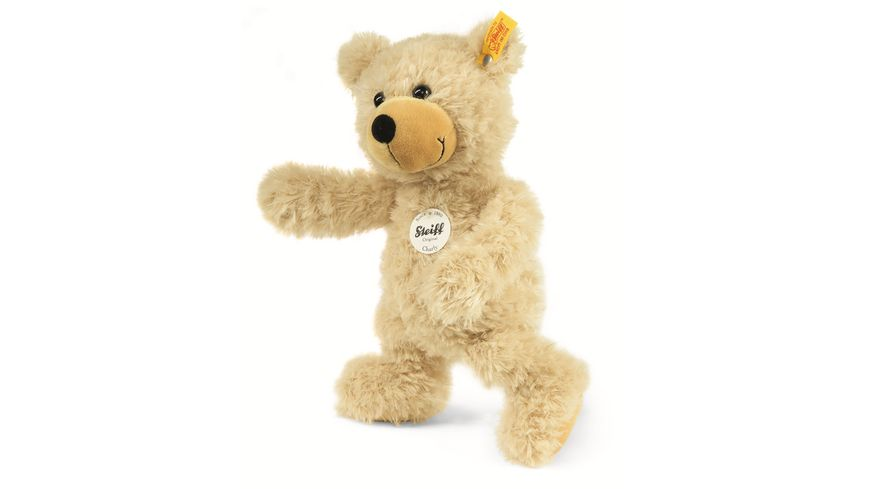 Steiff Teddybaeren Teddybaeren fuer Kinder Charly Schlenker Teddybaer beige 16cm