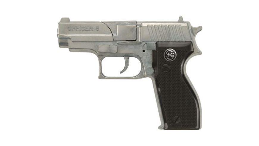 J G Schroedel Officer 8 8 Schuss Pistole