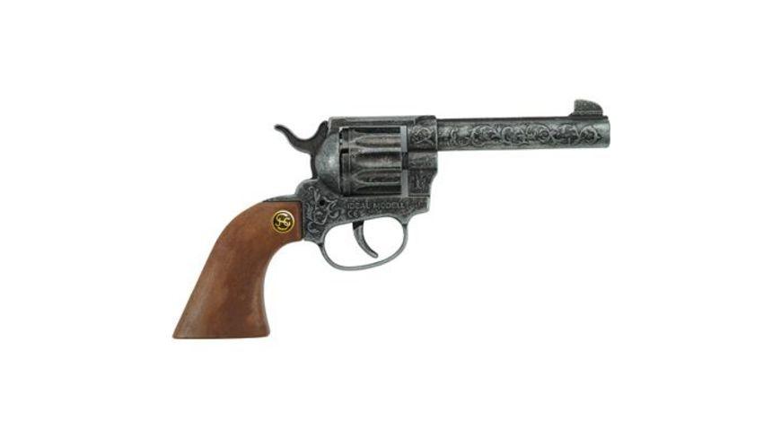 J G Schroedel Magnum antik 12 Schuss Pistole