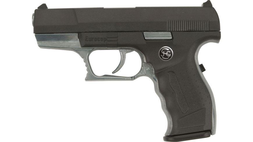J G Schroedel Euro Cop 13 Schuss Pistole