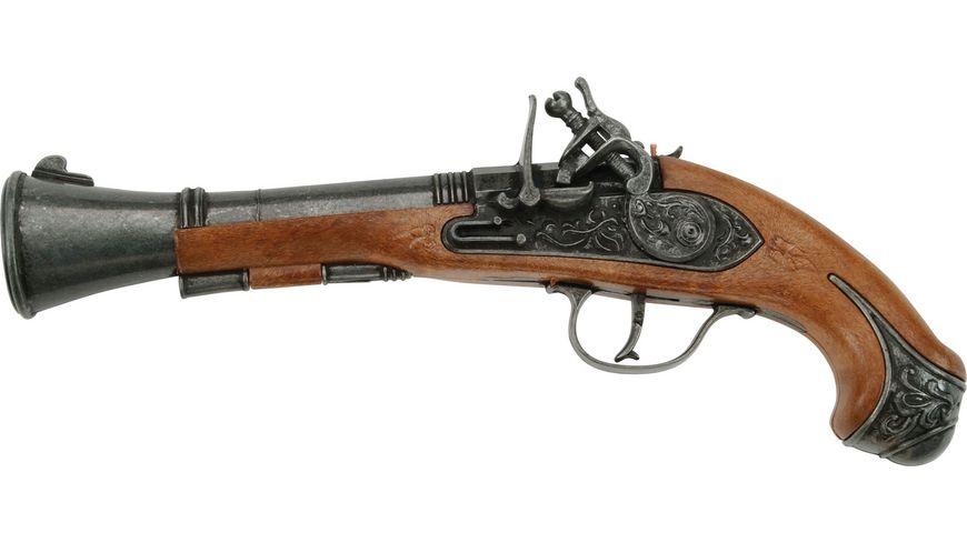 J G Schroedel Blunderbuss Pirat 100 Schuss Pistole