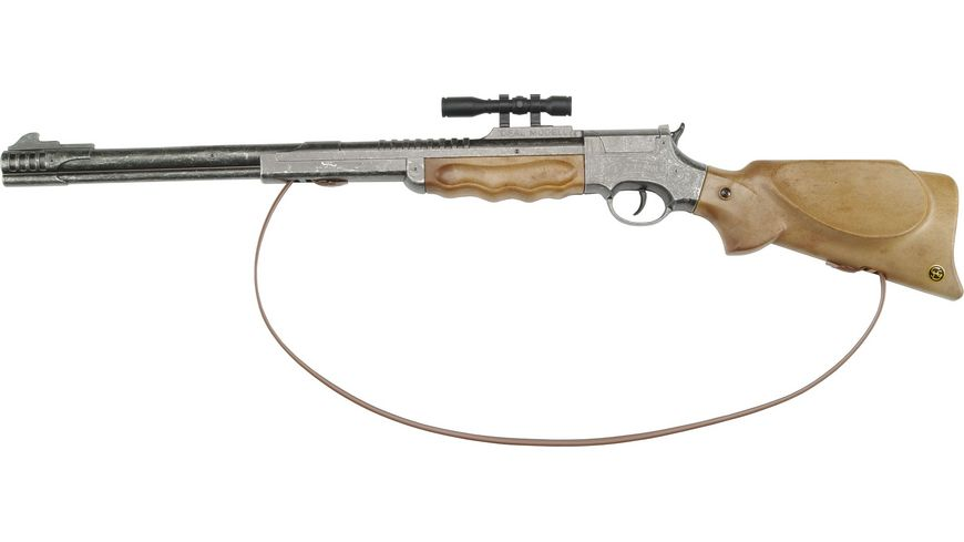 J G Schroedel Black Panther 8 Schuss Gewehr