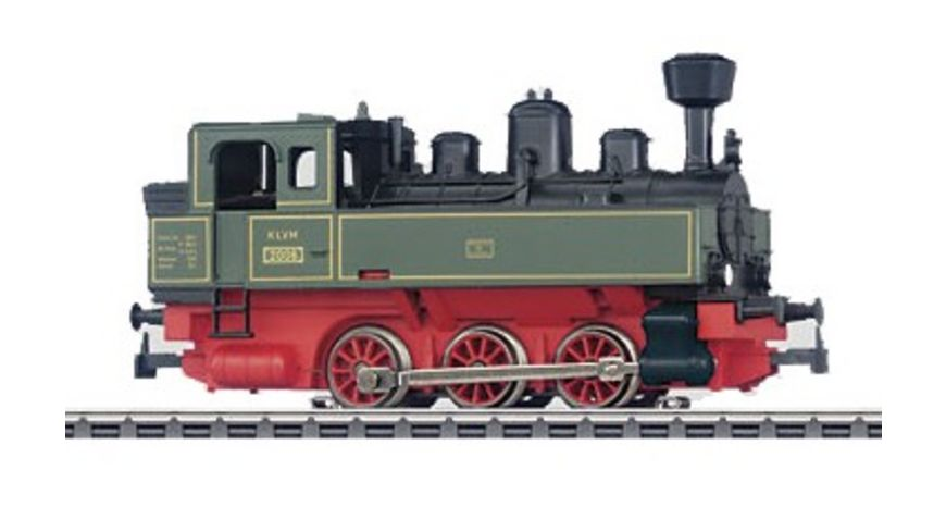 Maerklin 36871 Start up H0 Tenderlokomotive Laenderbahn Bauart