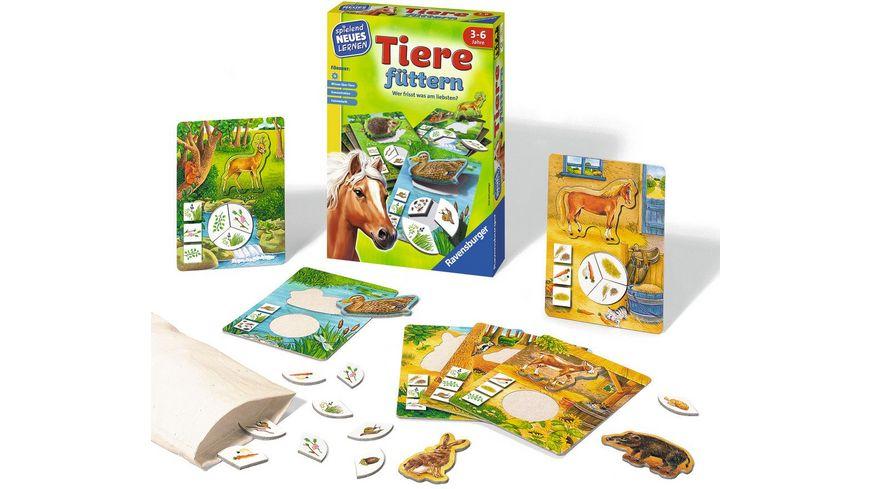 Ravensburger Spiel Tiere fuettern
