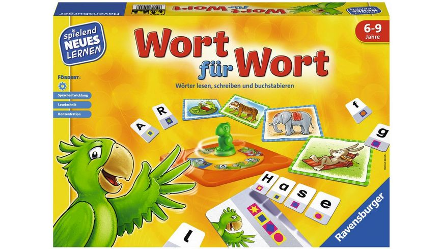 Spiel Wort FГјr Wort