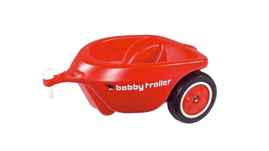 BIG New Bobby Car Trailer rot