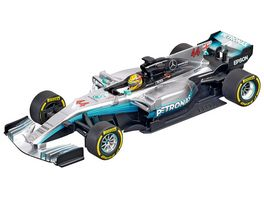 Carrera Digital 132 Mercedes F1 W08 EQ Power L Hamilton No 44