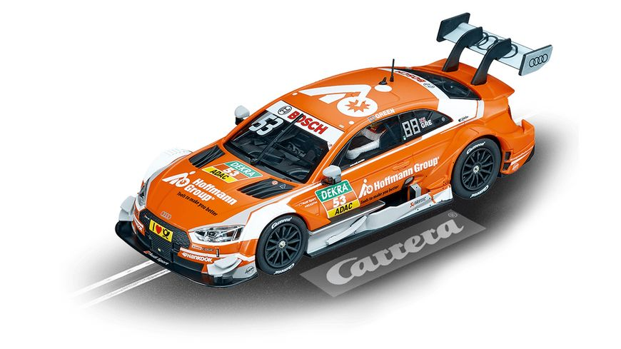 Carrera Digital 132 Audi RS 5 DTM J Green No 53