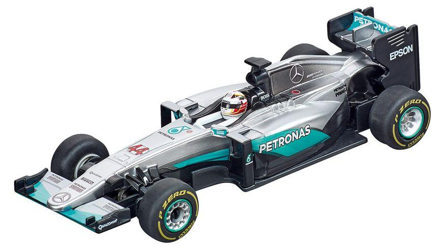 Carrera DIGITAL 143 Mercedes F1 W07 Hybrid L Hamilton No 44