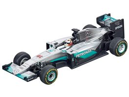 Carrera DIGITAL 143 Mercedes F1 W07 Hybrid L Hamilton No 44