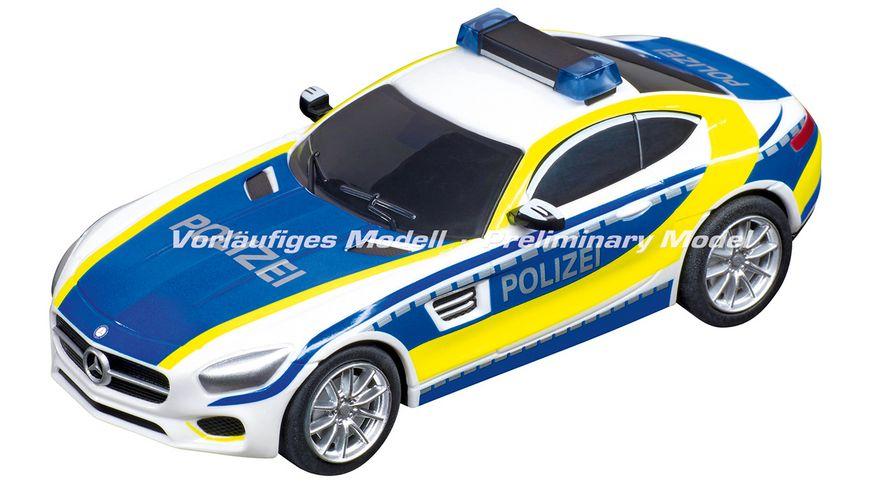 Carrera Digital 143 Mercedes AMG GT Coupe Polizei