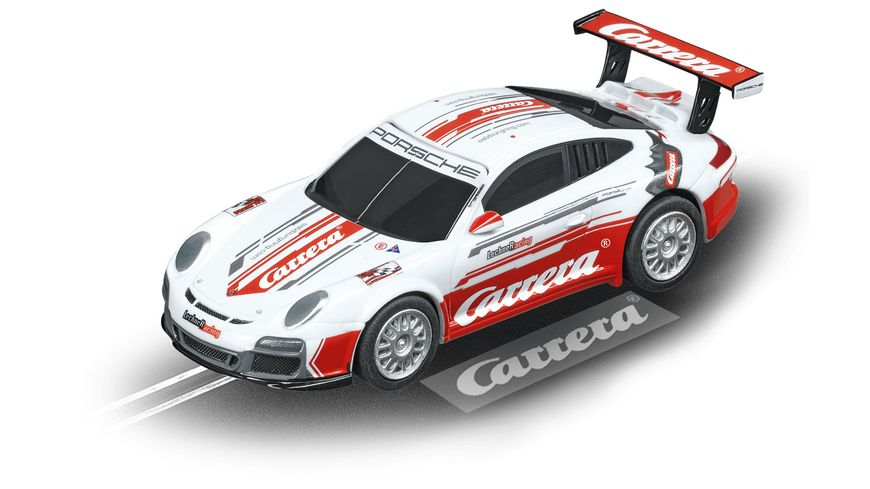 Carrera Digital 143 Porsche GT3 Lechner Racing Carrera Race Taxi