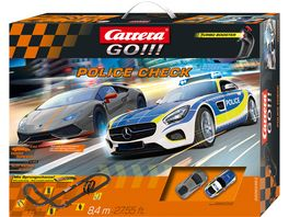 Carrera GO Police Check