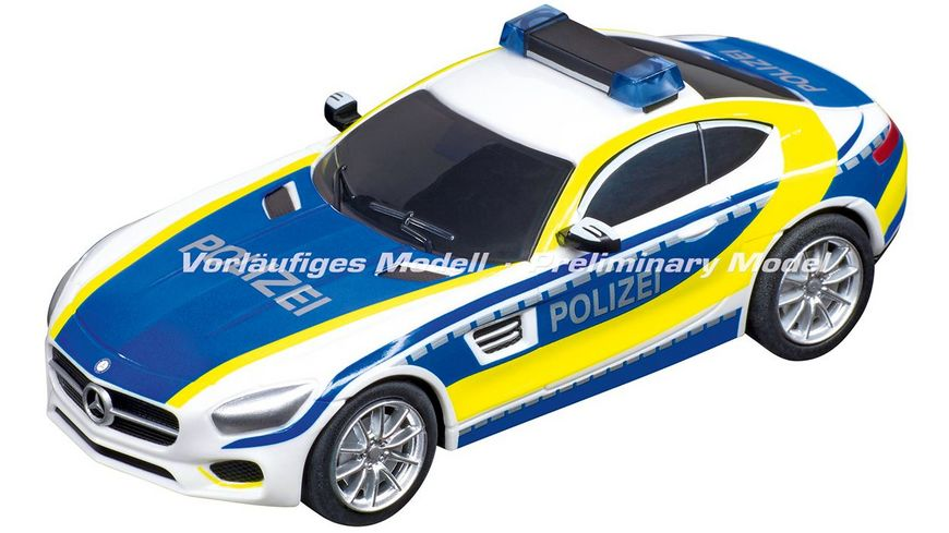 Carrera GO Mercedes AMG GT Coupe Polizei