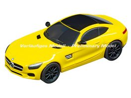 Carrera GO Mercedes AMG GT Coupe solarbeam