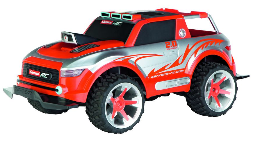 Carrera RC Splash Watergun Red