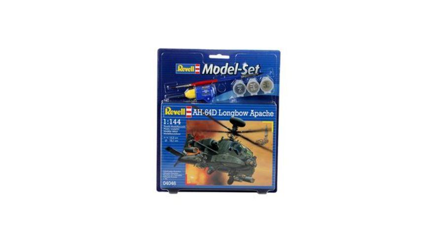 Revell 64046 Model Set AH 64D Longbow Apache