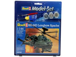 Revell 64046 Model Set AH 64D Longbow Apache