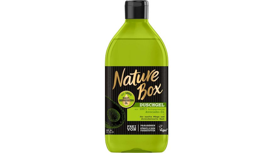 Nature Box Duschgel Avocado Oel