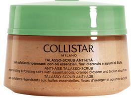COLLISTAR Talasso Scrub Anti Age