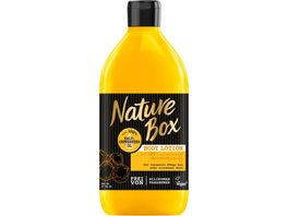 Nature Box Body Lotion Macadamia Oel