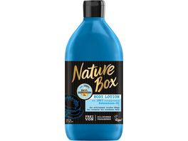 Nature Box Body Lotion Kokosnuss Oel