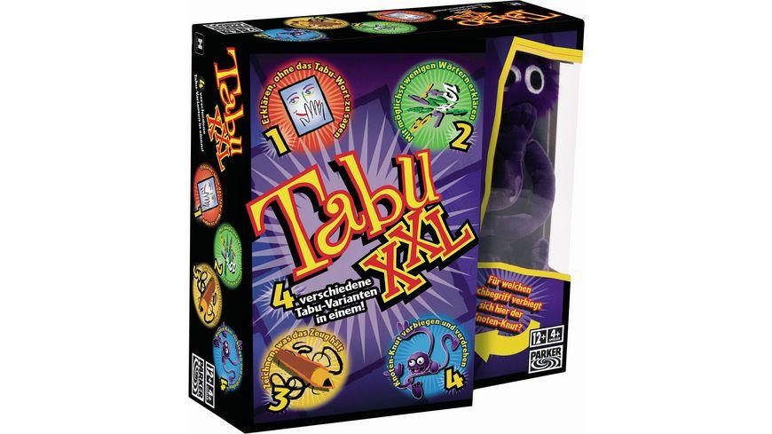 Hasbro Tabu XXL