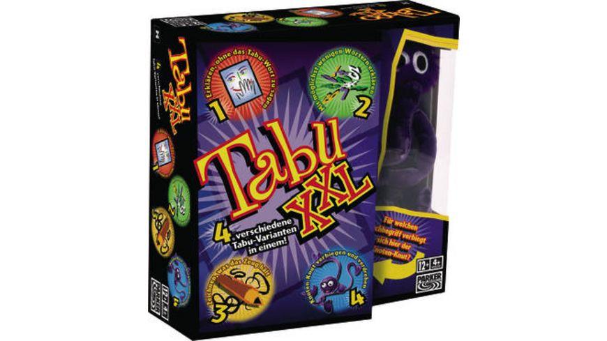Hasbro Gaming Tabu XXL