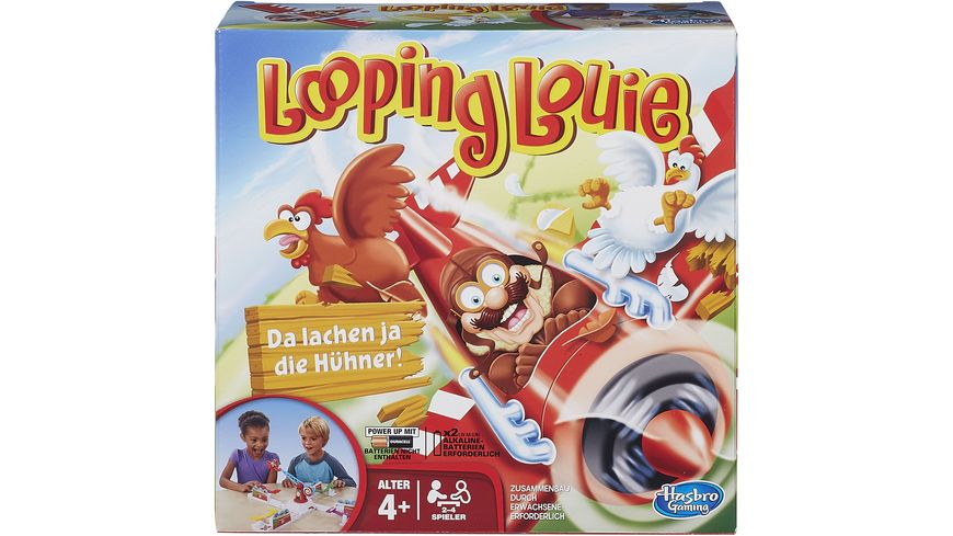 Hasbro Gaming Looping Louie