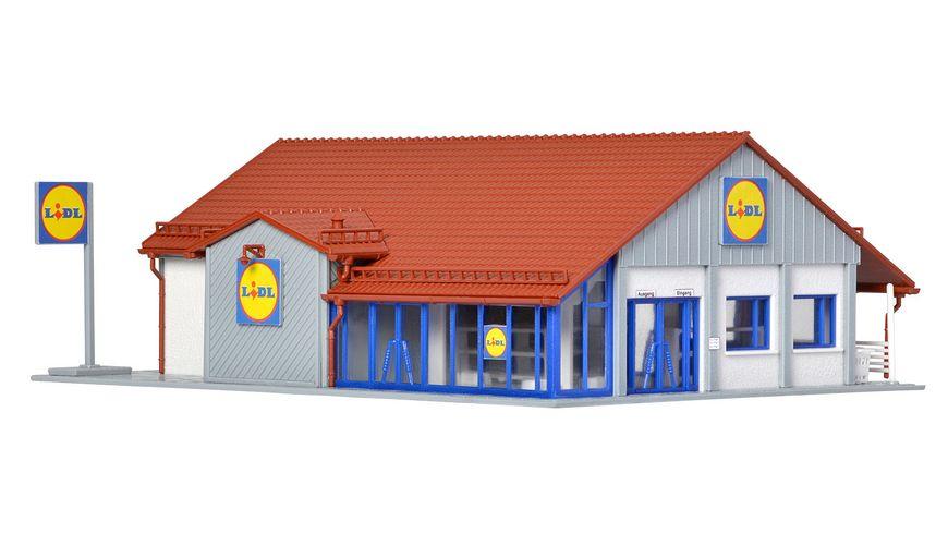 Vollmer 43662 H0 - Lidl-Markt