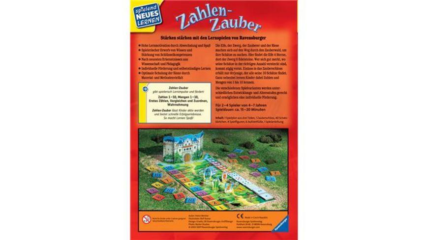 Ravensburger Spiel Zahlen Zauber