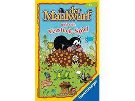 Ravensburger Spiel Mitbringspiel Der Maulwurf und sein Versteck Spiel