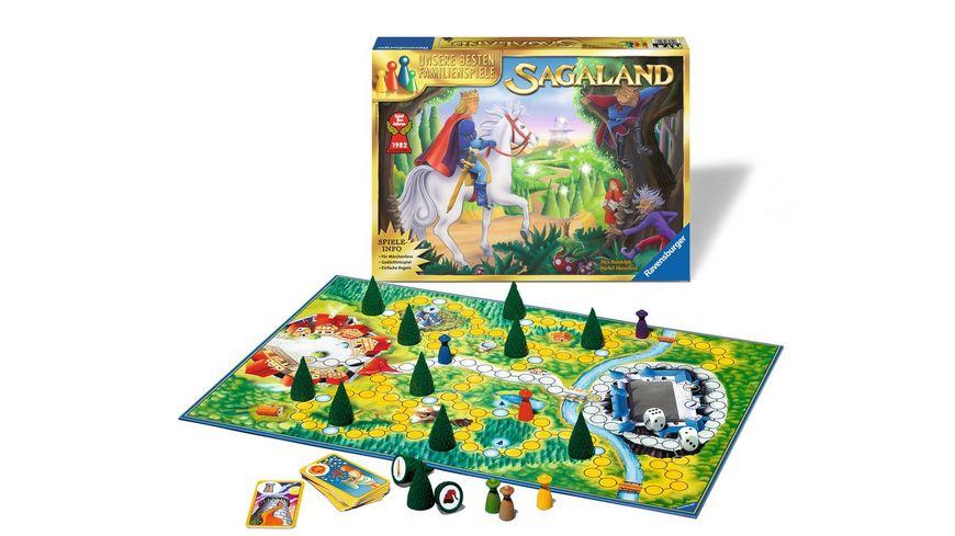 Ravensburger Spiel Sagaland Jubilaeumsausgabe