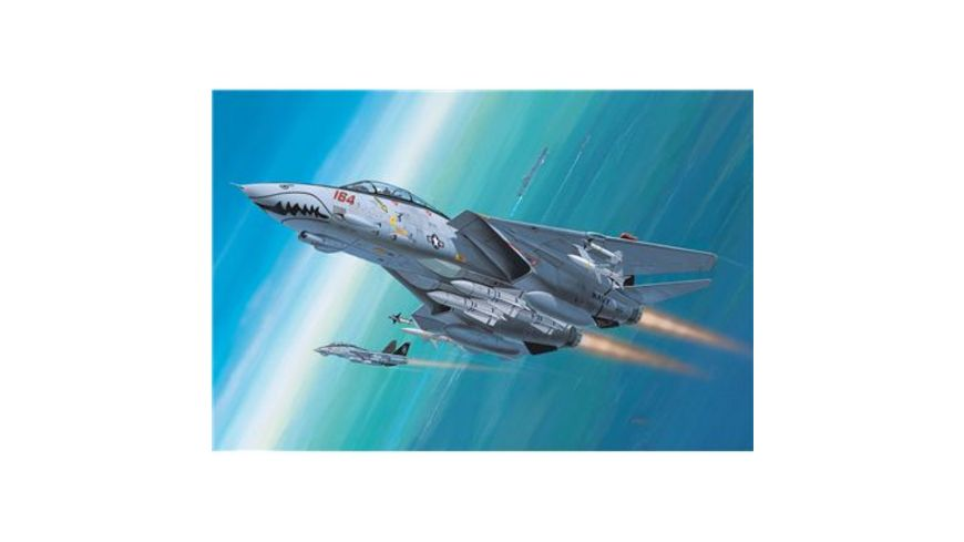 Revell 64049 Model Set F 14D Super Tomcat