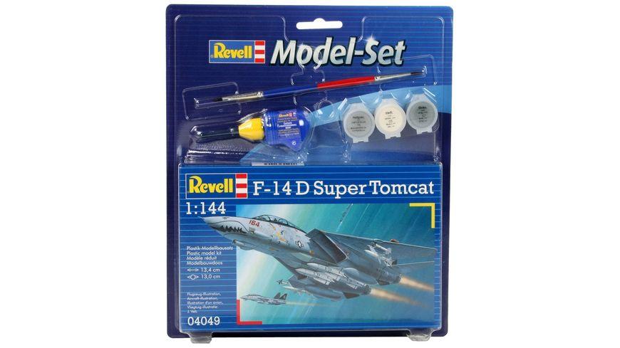Revell 64049 Model Set F 14D Super Tomcat