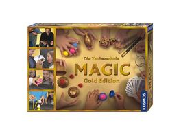 KOSMOS Die Zauberschule Magic Gold Edition