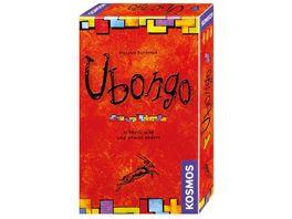 KOSMOS Ubongo Mitbringspiel Neue Edition schnell wild und etwas anders