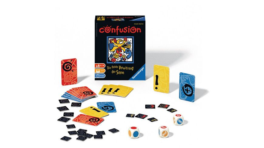 Ravensburger Spiel Confusion