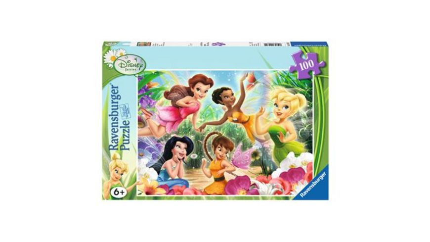 Ravensburger Puzzle Meine Fairies 100 Teile