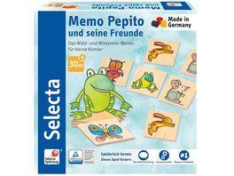 Selecta 63009 Memo Pepito und seine Freunde