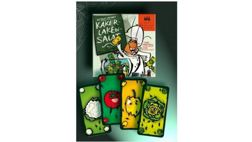 Drei Magier Spiele Kartenspiel Kakerlakensalat