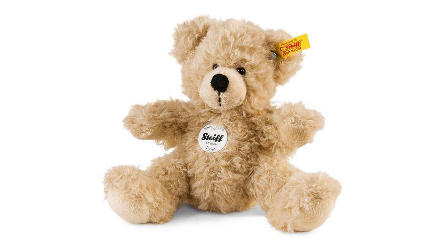 Steiff Kuschelige Teddybaeren Fynn Teddybaer 18 cm beige